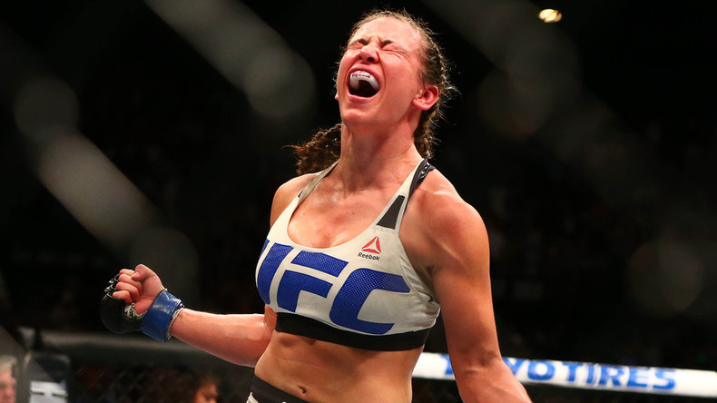 UFC 196: Meisha Tate beats Holly Holm