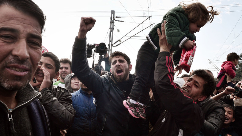 Asylum seekers must now prove they come from warzones to enter Macedonia – Greek police