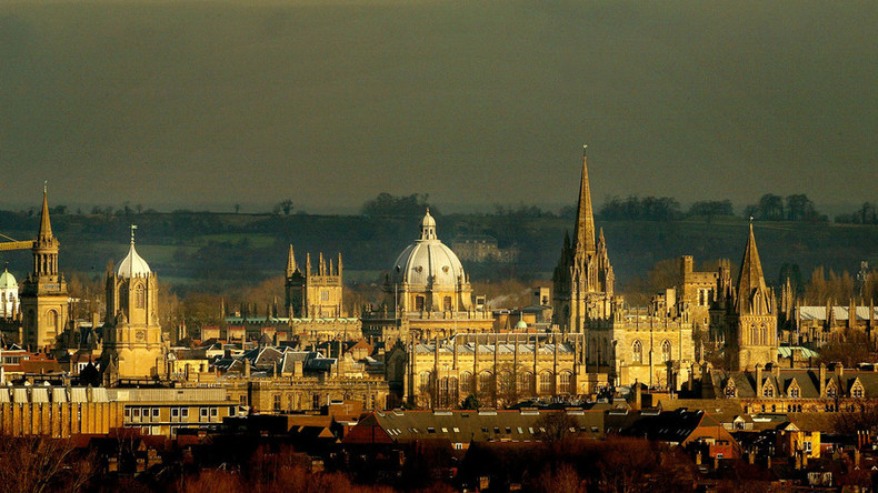 Oxford Labour students accused of anti-Semitism