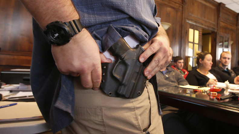 West Virginia lawmakers override governor's veto of permit-less concealed carry law