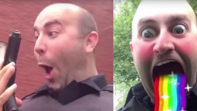 No more AngryCops: Officer suspended over social media videos