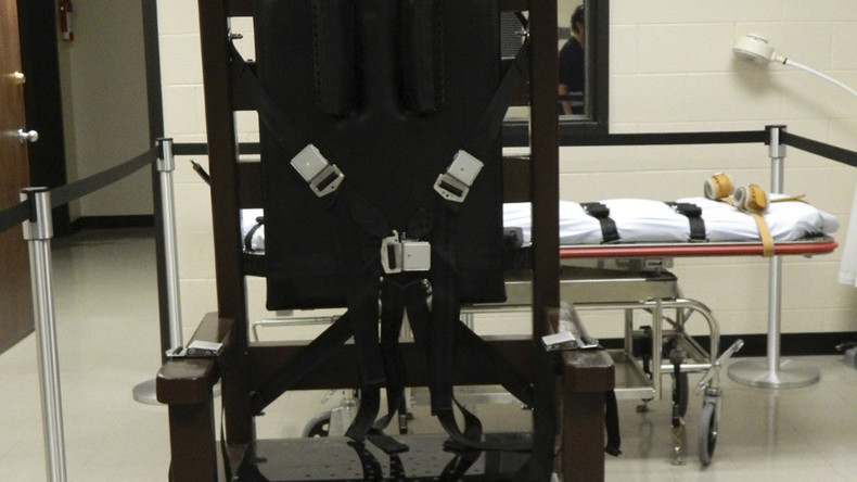 Virginia Senate approves use of electric chair for executions