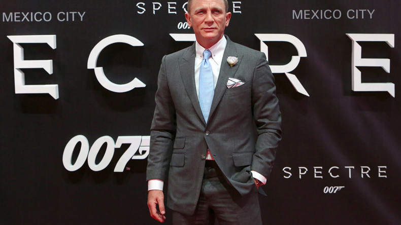 Bond betrayed? 007 banned from Parliament