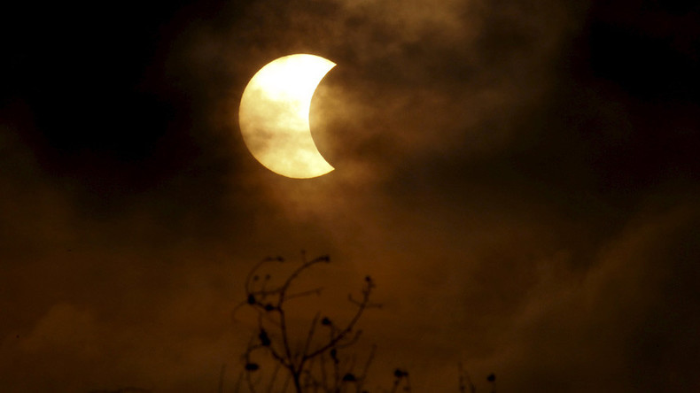 Total solar eclipse wows Southeast Asia, social media