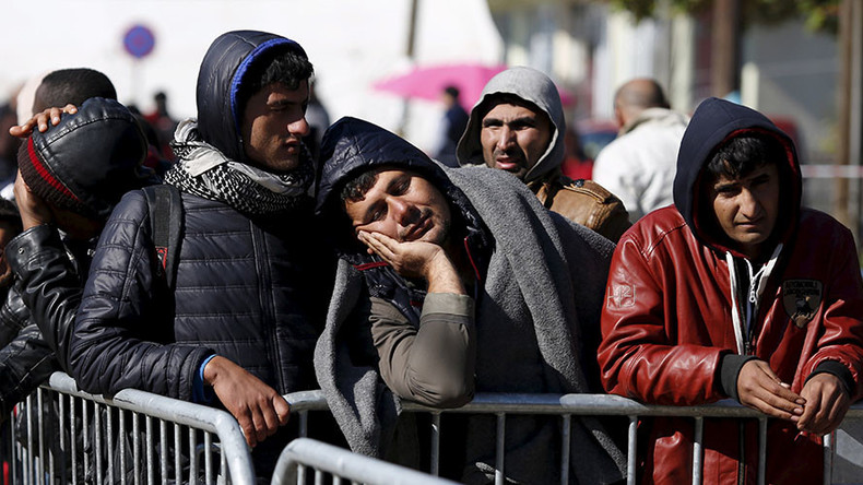 Balkan route shutting down fast for refugees as Slovenia, Croatia close borders for transit