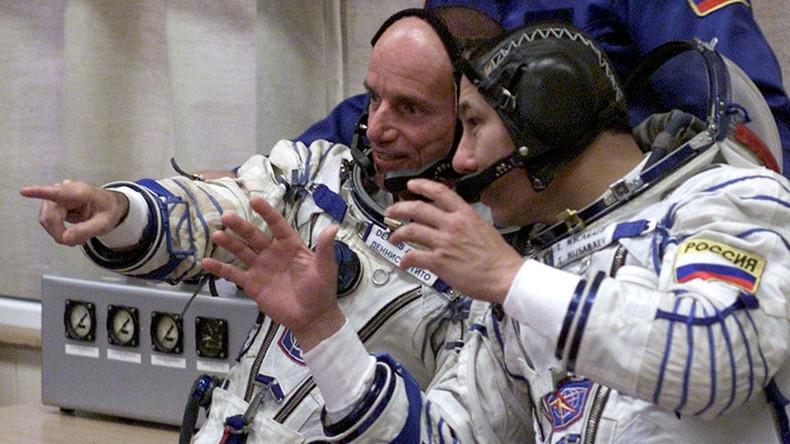 Russia rejoins space tourism race