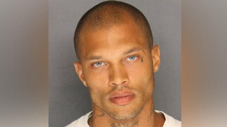 Model prisoner: 'Hot felon' eyes acting career now that he's released