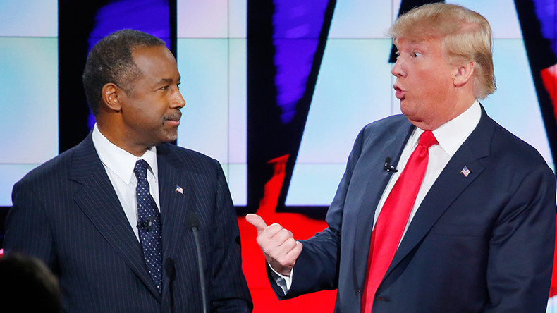 Donald Trump confirms during debate: Ben Carson to endorse Trump for president
