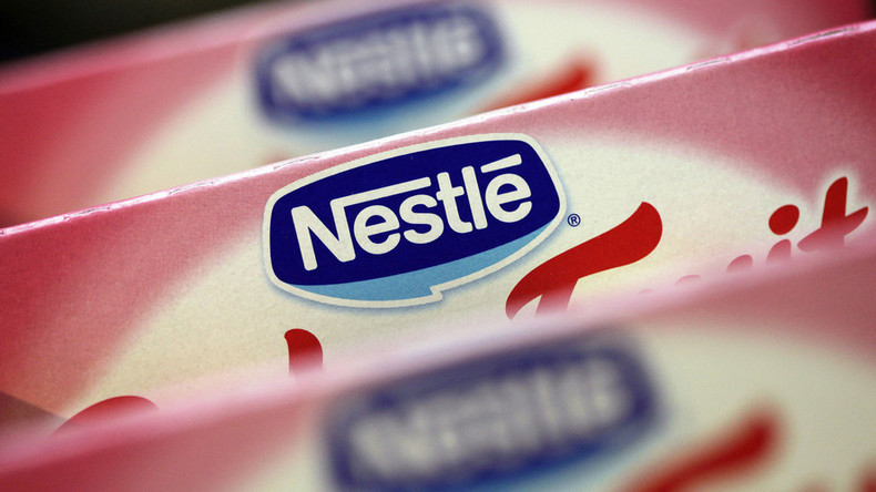Nestle recalls products in US over glass contamination fears