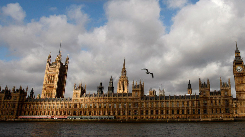Where's my tip? House of Commons catering staff serving MPs stiffed by flawed system