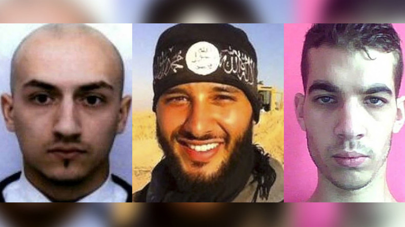 Names of Paris suicide bombers are in leaked ISIS docs – report