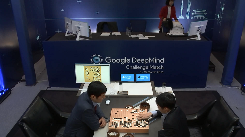 Human v. AI: Go! Program beats world super champion at ancient Chinese game 3-0