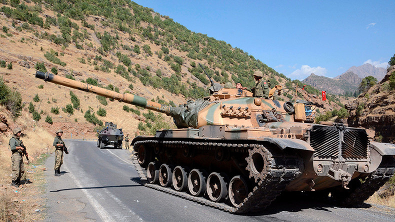 Turkey declares indefinite curfew for 2 more Kurdish towns