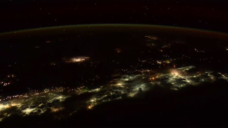 Spellbinding timelapse of violent Indonesian thunderstorm filmed from space (VIDEO, PHOTOS)