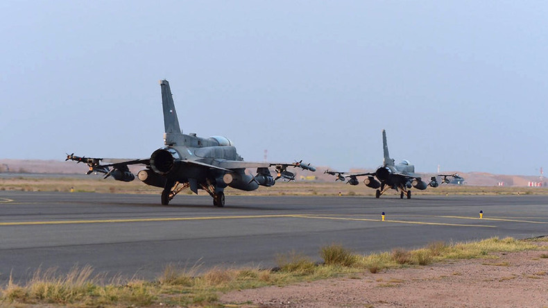 2 UAE pilots killed after Saudi-led coalition plane crashes in south of Yemen