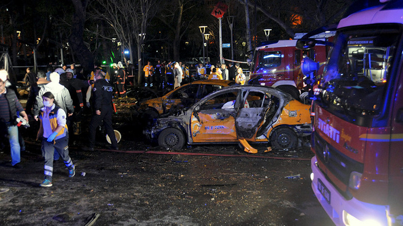 US embassy issued warning on impending attack in Ankara 2 days before Sunday blast