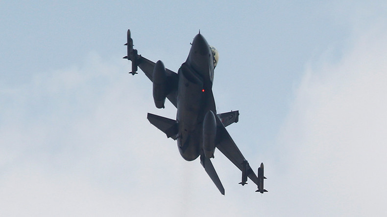 Turkey warplanes hit Kurdish PKK camps in northern Iraq