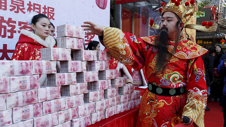 Goldman predicts $700bn capital outflow, weaker yuan for China in 2016