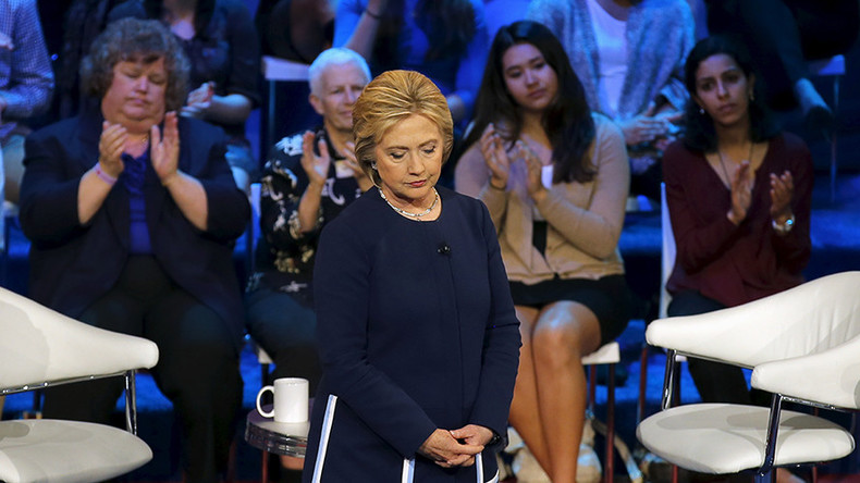 Loose lugs lose elections:  Are the wheels falling off Hillary Clinton's campaign car?