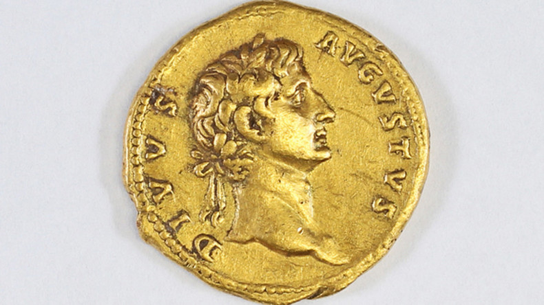 Hiker strikes gold: Extremely rare 2000yo Roman coin found in northern Israel