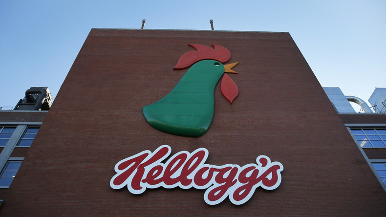 FDA opens criminal investigation into urination on Kellogg's assembly line video