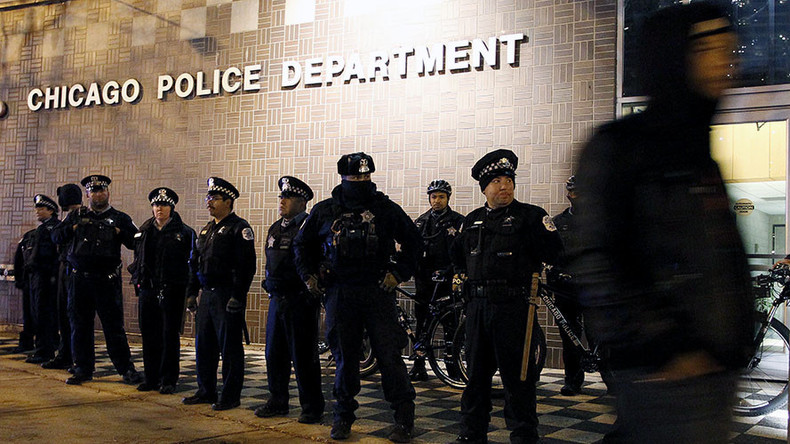 High Frequency: Racial slurs heard in police radio