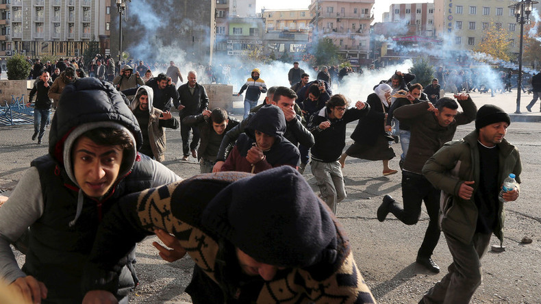 4 people reportedly killed in fresh clashes in Turkey's mainly Kurdish southeast