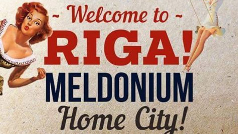 Mayor promotes Riga as 'Meldonium Home City' amid widening doping scandal