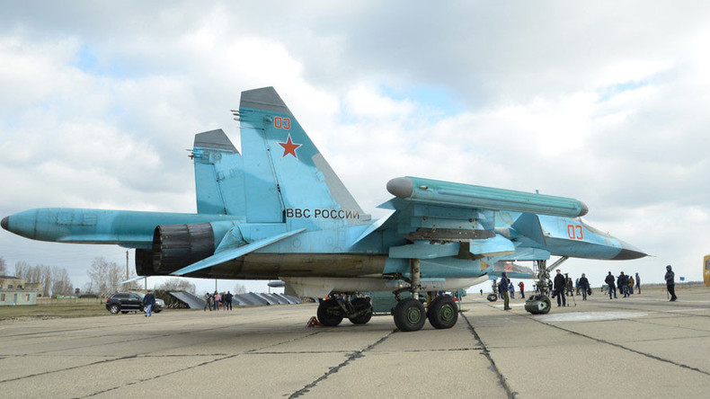 Second batch of Russian jets leaves Syria airbase