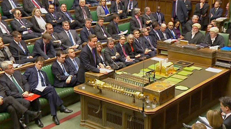'Juvenile' MPs who shout & jeer in Parliament should be punished – petition