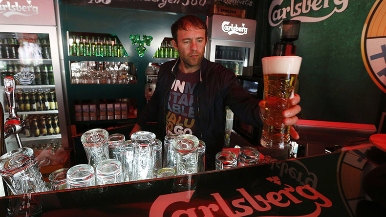 Carlsberg to stay committed to Russian beer market