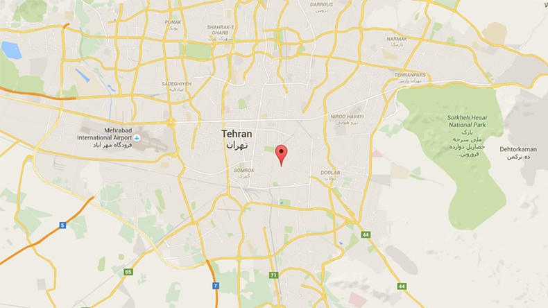 At least 39 injured in Tehran bazaar blast - reports