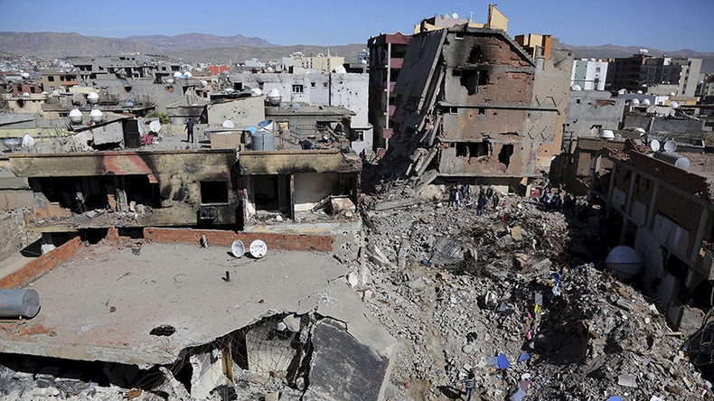 Lives shattered, homes destroyed: Ankara's anti-Kurd military op mapped out
