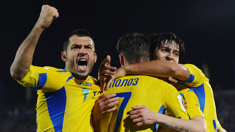 A tale of two underdogs: Rostov, aka 'Leicester-on-Don,' take Russian Premier League by storm