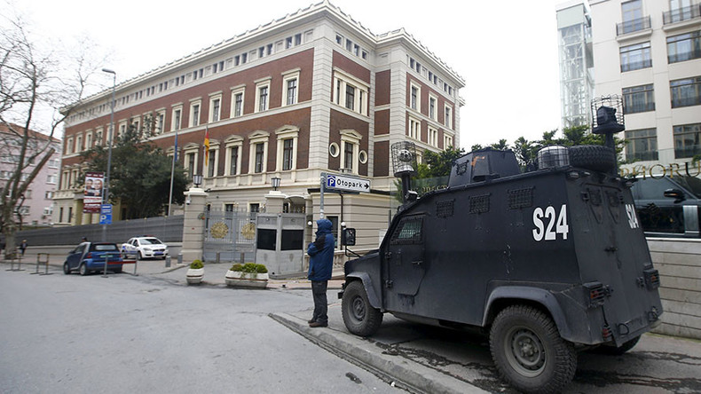 German embassy, consulate close in Turkey over terror threat