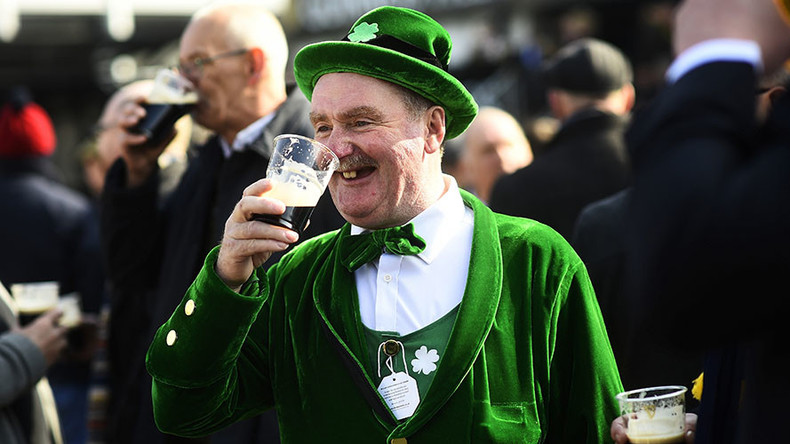 Global Irish party celebrates St. Patrick's Day (VIDEOS)