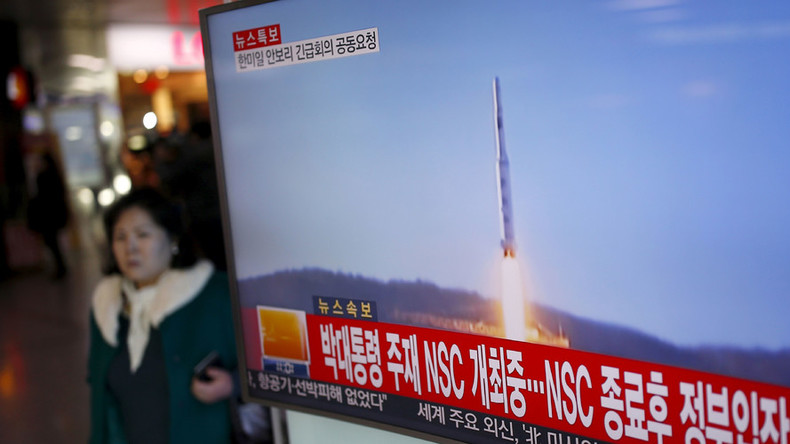 N. Korea launches two ballistic missiles into Sea of Japan