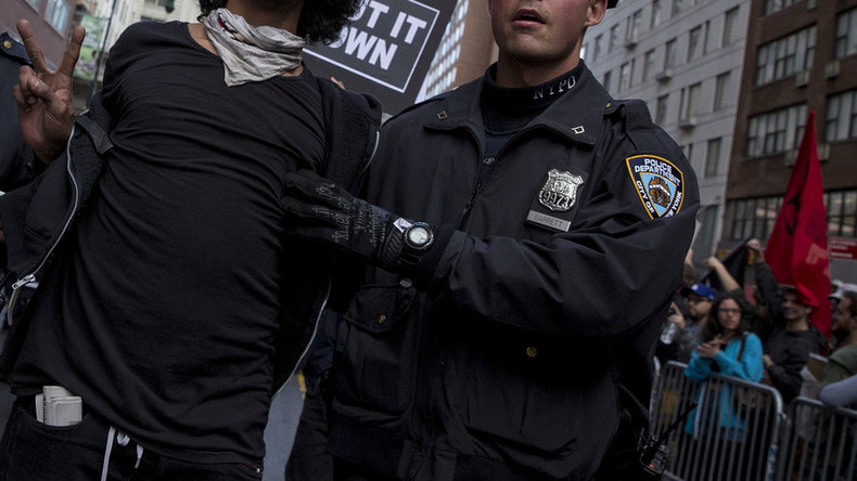 Crackdown? NYPD arrests 5 anti-police brutality activists in 3 days