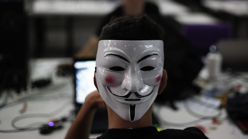 'You should have expected us': Anonymous leak Trump's public 'private data' in #OpWhiteRose