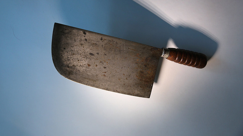 Meat cleaver-wielding man forces Glasgow school into lockdown