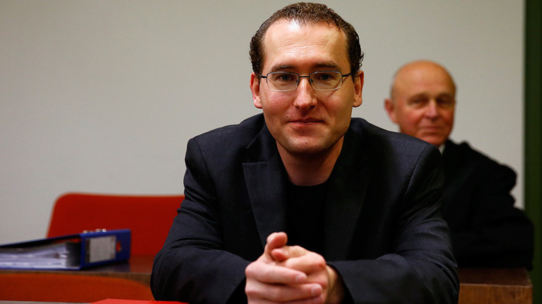 German BND agent sentenced to 8yrs, says he spied 'for the thrill'
