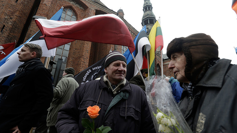Russia asks world parliaments to denounce SS veterans march in Latvia