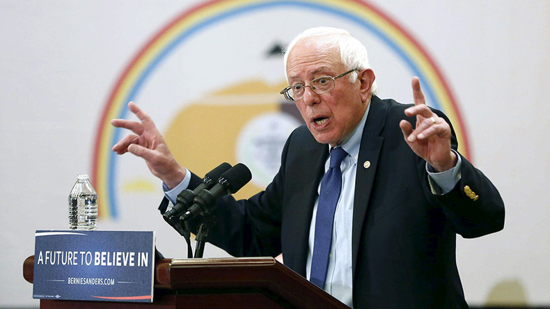 Thanks, but no thanks: Sanders says he'd choose own Supreme Court nominee