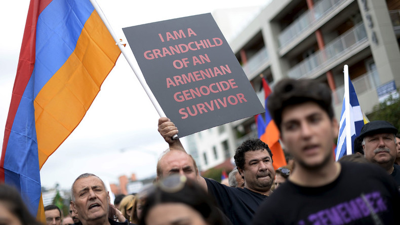 California city 1st to mark Armenian Genocide with school holiday