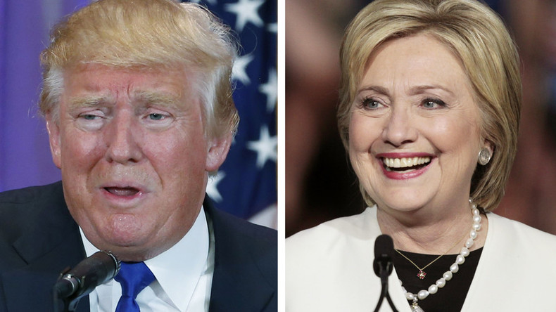 Clinton, Trump Viewed 'Unfavorably,' So Why Are They Leading?