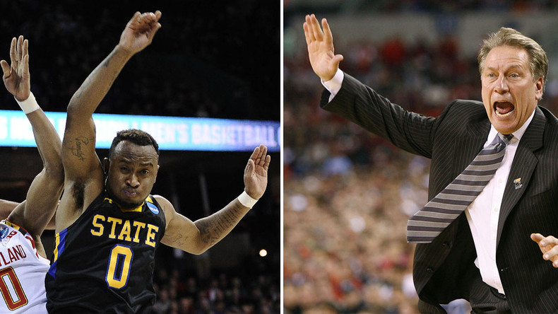 Flint water crisis loses 2 spokesmen in first round of March Madness tourney