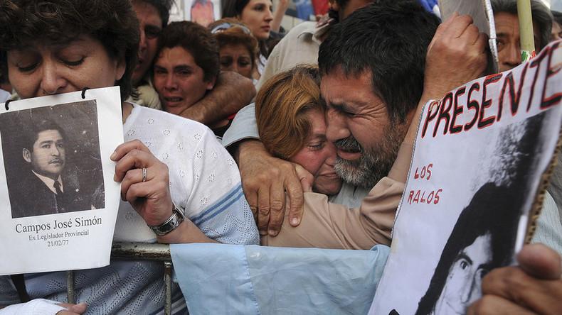 US to release secret files linked to Argentina's brutal 'Dirty War'
