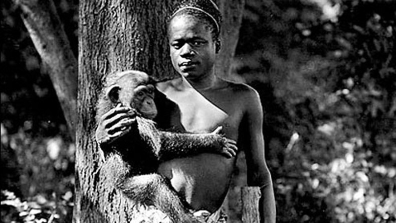 100 years ago today, Ota Benga ended his horrible life after caged as 'pygmy' at Bronx Zoo