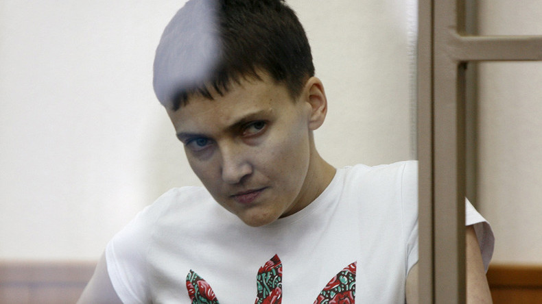 Ukrainian pilot Savchenko guilty of Russian journalists' murder, illegal border crossing - court