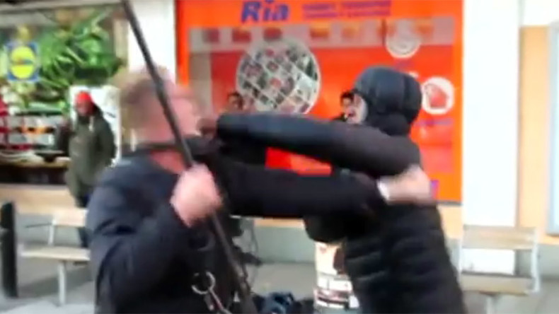 Striking footage shows Australian TV crew attacked in Stockholm's 'Little Mogadishu' suburb (VIDEO)